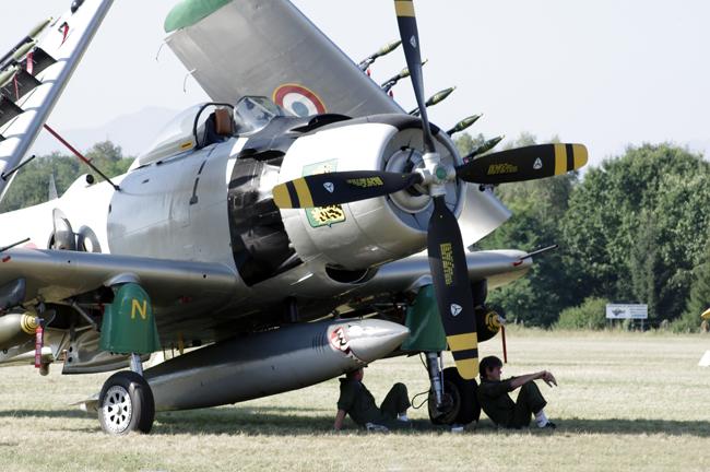 Douglas Skyraider IMGP7289